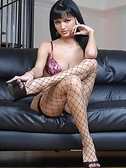 I know you will love Roxanne, the Russian temptress is not only absolutely stunning, have an incredible body, but she is also in the posession of some